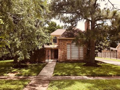 Houston Single Family Home For Sale: 11646 Trailmont Drive