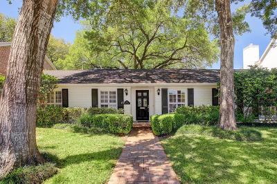 Houston Single Family Home For Sale: 1030 Briar Ridge Drive