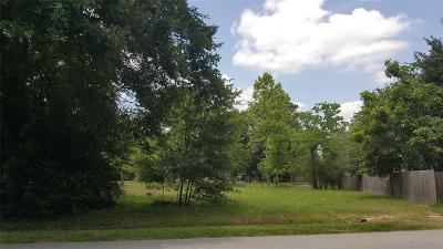 Tomball Residential Lots & Land For Sale: 00 Carrell St