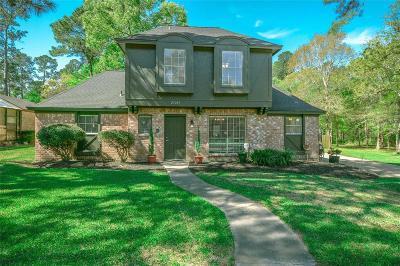 Huffman Single Family Home For Sale: 27207 Afton Way