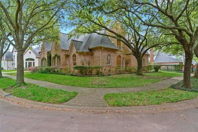 Sugar Land Single Family Home For Sale: 3402 Madeleine Court