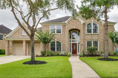 Cinco Ranch Single Family Home For Sale: 4318 Copper Sky Lane