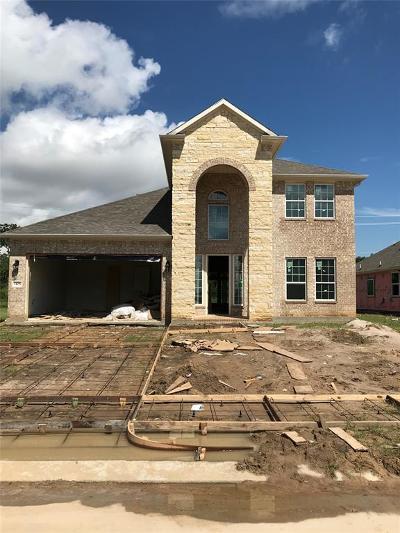Seabrook Single Family Home For Sale: 1426 Lake Mija Court