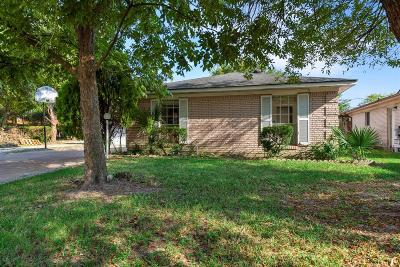 Houston Single Family Home For Sale: 1354 Twin Falls Road