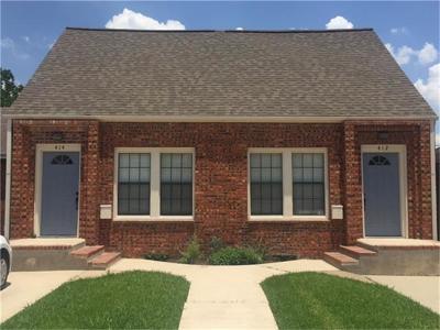 Houston Multi Family Home For Sale: 412 Peden