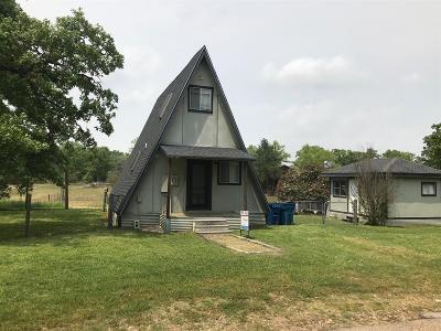 Fayette County Single Family Home Pending: 2199 Oak Ridge Road