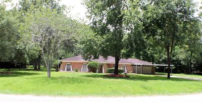 New Caney Single Family Home For Sale: 911 Parthenon Place