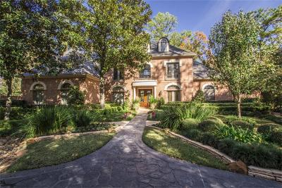 The Woodlands Single Family Home For Sale: 38 Palmer Woods Drive