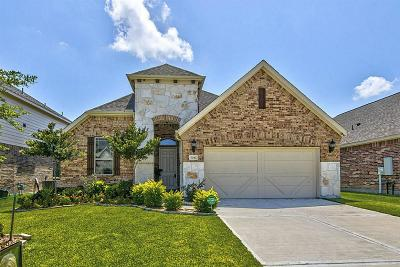 League City Single Family Home For Sale: 3042 Monticello Pines Lane