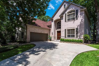 Single Family Home For Sale: 211 Springs Edge Drive