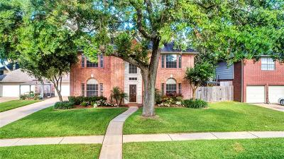 League City TX Single Family Home For Sale: $285,000