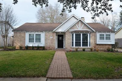 Katy Single Family Home For Sale: 22234 Red River Drive