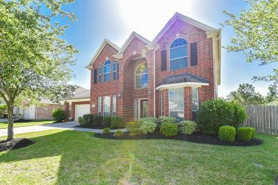 Summerwood Single Family Home For Sale: 14406 Carolina Hollow Lane