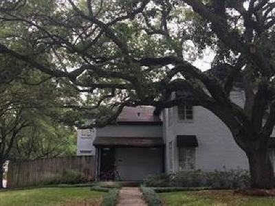 Houston Multi Family Home For Sale: 2301 Shakespeare Street