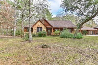 Magnolia Single Family Home For Sale: 31030 Collier Smith Road