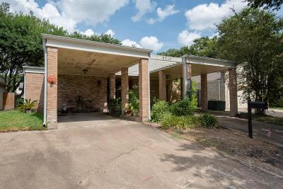Missouri City Single Family Home For Sale: 2719 Quail Creek Drive