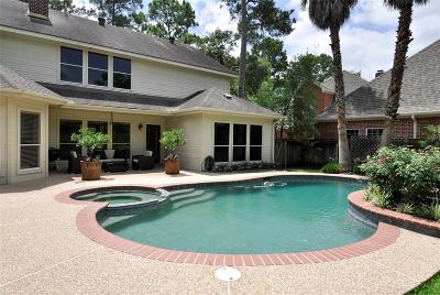 The Woodlands Single Family Home For Sale: 138 Golden Shadow Circle