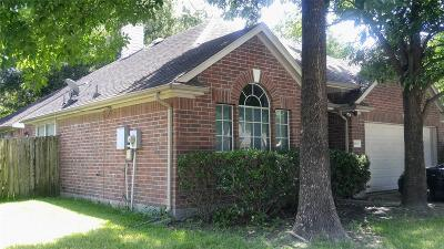 Humble Single Family Home For Sale: 18710 Atasca South Drive