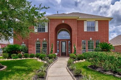 Tomball Single Family Home For Sale: 17826 Island Spring Lane