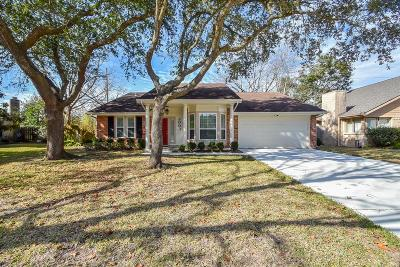 Sugar Land Single Family Home For Sale: 2003 Shorewood Lane