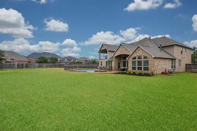 Katy Single Family Home For Sale: 10319 Latta Creek Drive