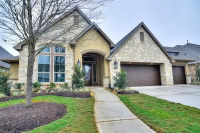 Cypress Single Family Home For Sale: 19506 Riverhill Row Court