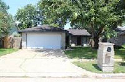 Houston Single Family Home For Sale: 16710 Sierra Grande Drive