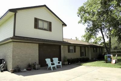 Santa Fe Single Family Home For Sale: 3818 Avenue G 1/2