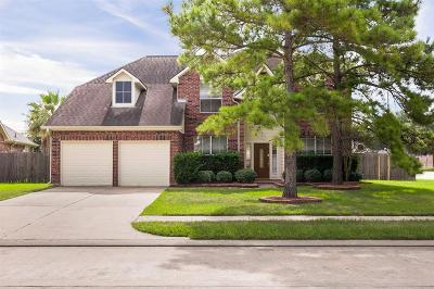 Katy Single Family Home For Sale: 6402 Cardona Drive