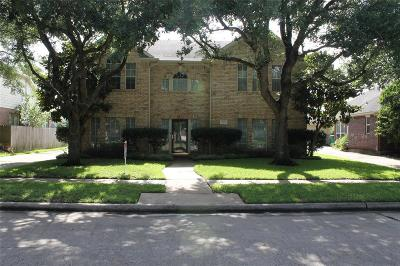 Pearland Single Family Home For Sale: 2712 W Oaks Blvd