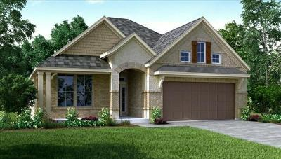Cypress TX Single Family Home For Sale: $299,576