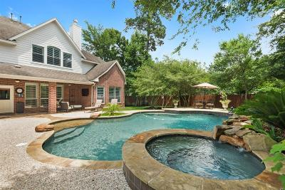 The Woodlands Single Family Home For Sale: 23 N Terrace Mill Circle