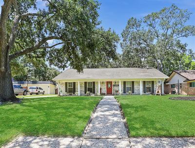 League City Single Family Home For Sale: 1808 Claiborne Drive