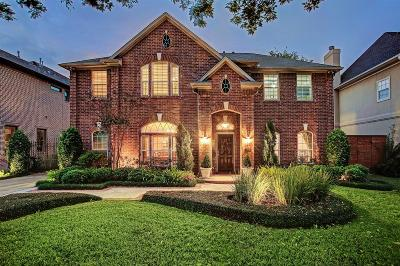 Bellaire Single Family Home For Sale: 828 Jaquet Drive