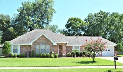 Lake Jackson Single Family Home For Sale: 108 Sugar Cane Circle