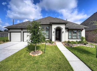 Kingwood Single Family Home For Sale: 6011 Granite Shadow