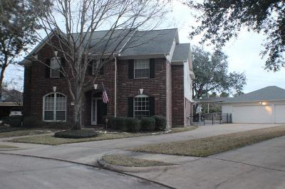 Katy Single Family Home For Sale: 2902 Cambry Crossing Court