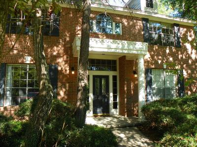 The Woodlands Single Family Home For Sale: 222 S Cochrans Green Circle