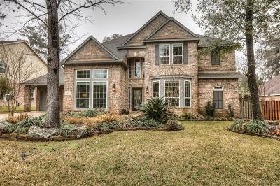 The Woodlands TX Single Family Home For Sale: $599,900