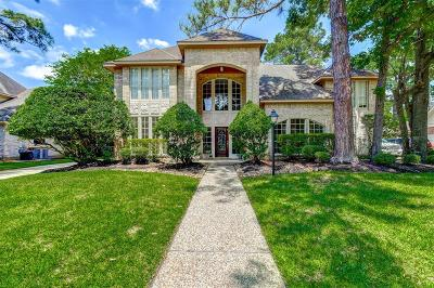 Kingwood Single Family Home For Sale: 1426 Lofty Maple Trail