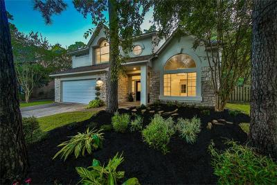 The Woodlands Single Family Home For Sale: 6 Treescape Circle