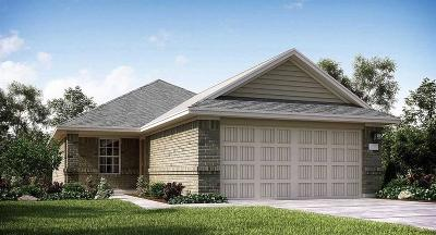 New Caney Single Family Home For Sale: 23764 Via Maria Drive