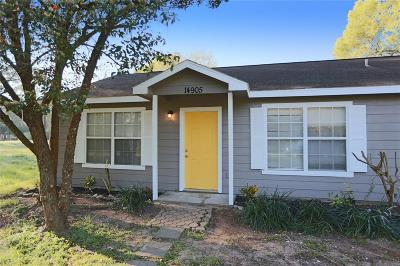 Tomball, Tomball North Rental For Rent: 14905 Sage Thrasher Drive