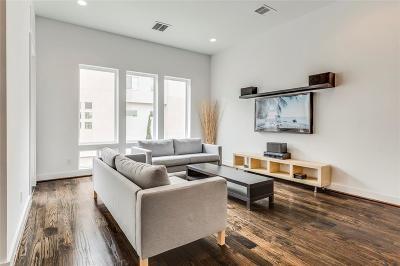 Houston Condo/Townhouse For Sale: 2347 Sperber Lane