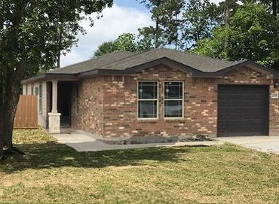 Baytown Single Family Home For Sale: 211 E Lobit