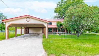 Montgomery Single Family Home For Sale: 23907 Tri Lakes Road