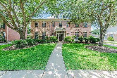 Katy Single Family Home For Sale: 22207 Mission Hills Lane