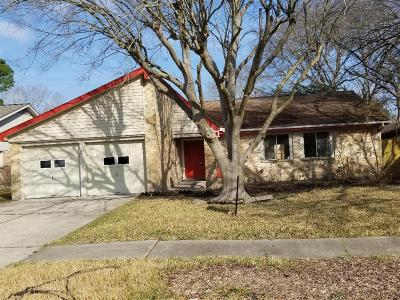 Single Family Home For Sale: 16419 Havenhurst Drive