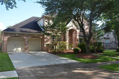 Houston Single Family Home For Sale: 4414 Prince Pine Trail