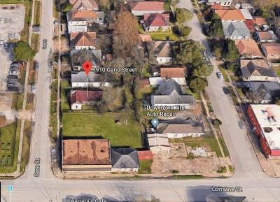 Houston Single Family Home For Sale: 1910 Gano Street